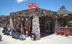 Cool Springs Cabins in Kingman, AZ sits among glorious natural land formations.