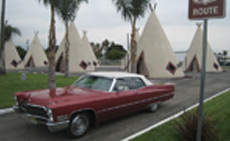 It would be difficult to take a bad picture at such a scenic location as the Wigwam Motel in Rialto, CA.